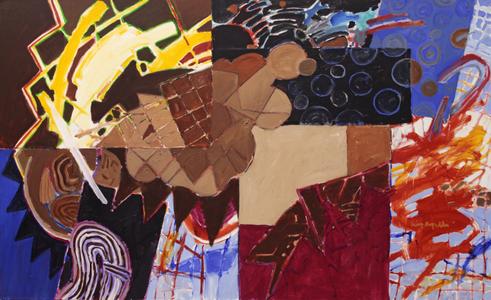 A pintura de outubro de 2015 - Luiz Aquila