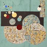 Série azuis 13 - Sima Woiler