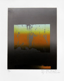 """Fogo - """"Da série Elementos"""" - 46/50 - Anna Bella Geiger"""