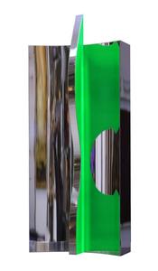 Espaço - Reflexo verde - 4/50 - Yutaka Toyota