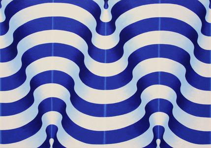 Cones azuis - Yuli Geszti