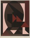 Sem título - 81/100 - Victor Vasarely