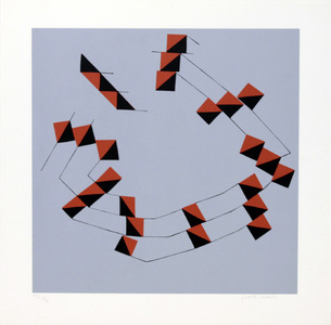Sem título - P.I. 2/5 - Judith Lauand