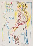 Suite Manequins 7 - 68/100 - Iberê Camargo