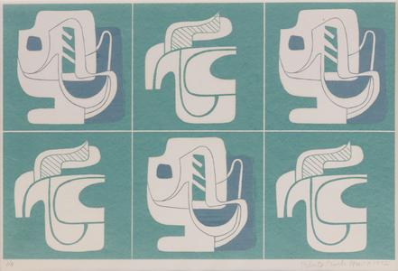 Sem título - 89/100 - Burle Marx, Roberto