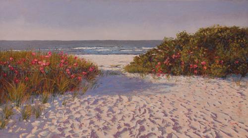 Caminho de areia - Raquel Taraborelli