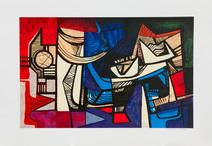 Sem título - 78/80 - Burle Marx, Roberto