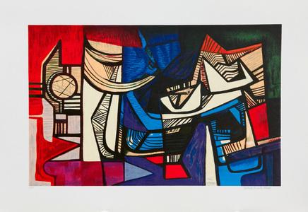 Sem título - 73/80 - Burle Marx, Roberto
