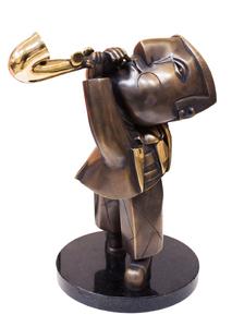 Saxofonista - P.I. - Inos Corradin