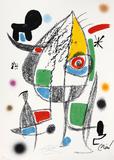 Maravillas con variaciones acrósticas en el jardin de Joan Miró, mod. 20 - H.C. - Joan Miró