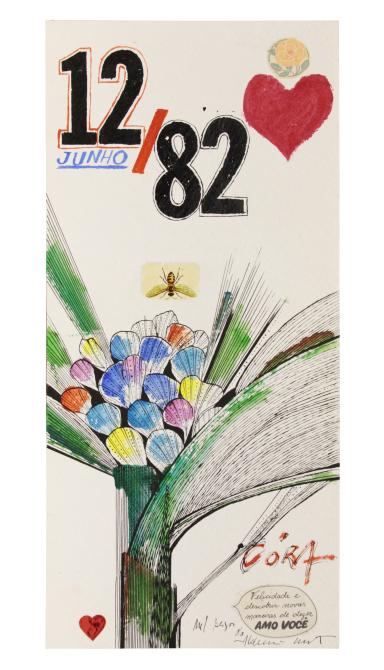 Cartao-para-cora-1982-aldemir-martins