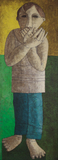 Menino descalço - Inos Corradin