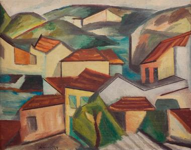 Casario - Aldo Bonadei