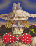 Figura do sonhador - Ferracioli, Luiz Carlos