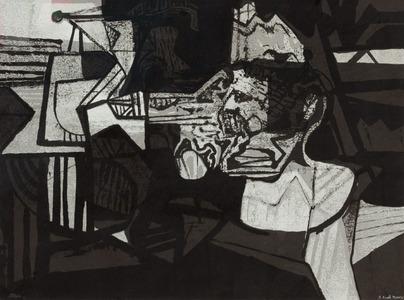 Sem título - 10/100 - Burle Marx, Roberto
