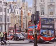 Londres em movimento - Paulo Cabral