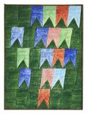 Bandeirinhas - Alfredo Volpi