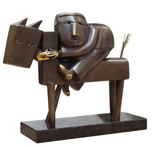 Cavalinho de pau - Inos Corradin