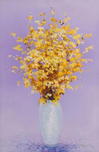 Flores amarelas - Yugo Mabe