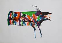 Pássaro 6/30 - Aldemir Martins