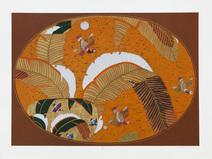 Folha de bananeira - P.A. - Kazuo Wakabayashi