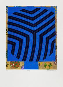 Azul - 81/100 - Kazuo Wakabayashi