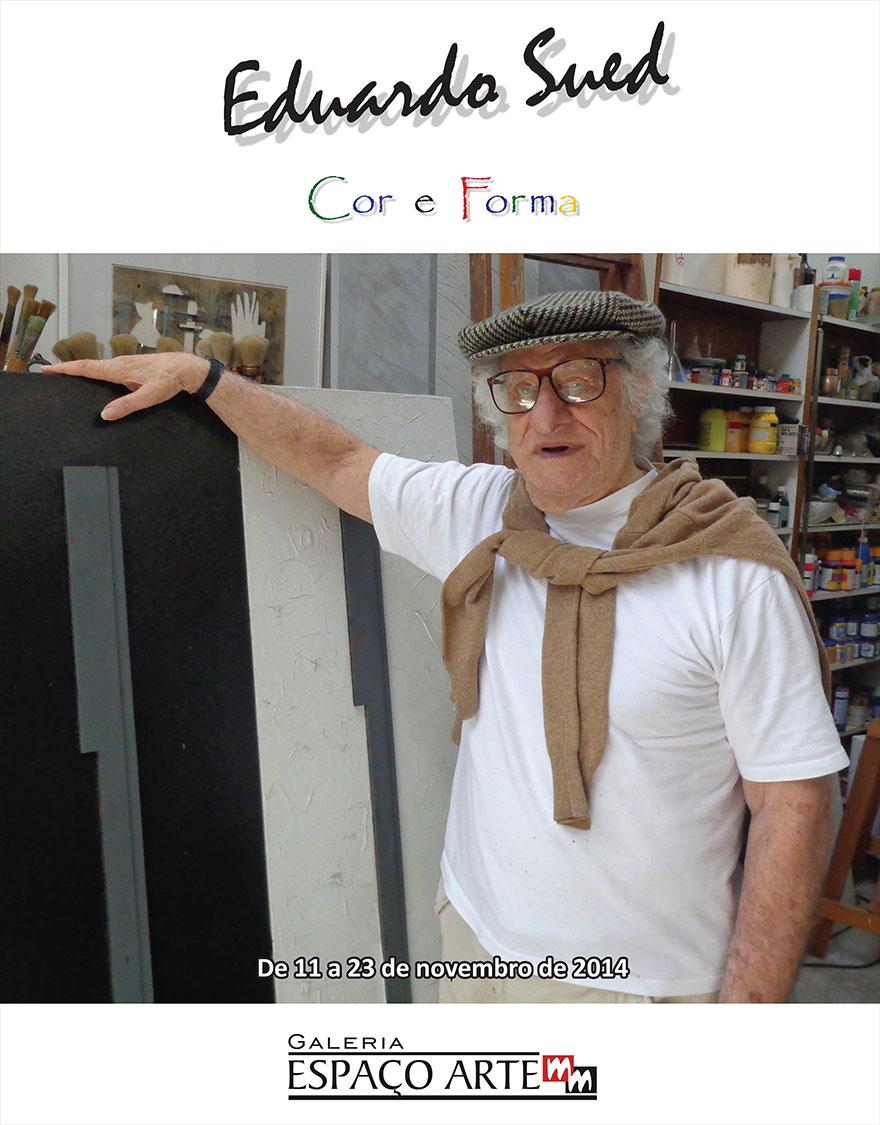 Eduardo Sued - Cor e Forma