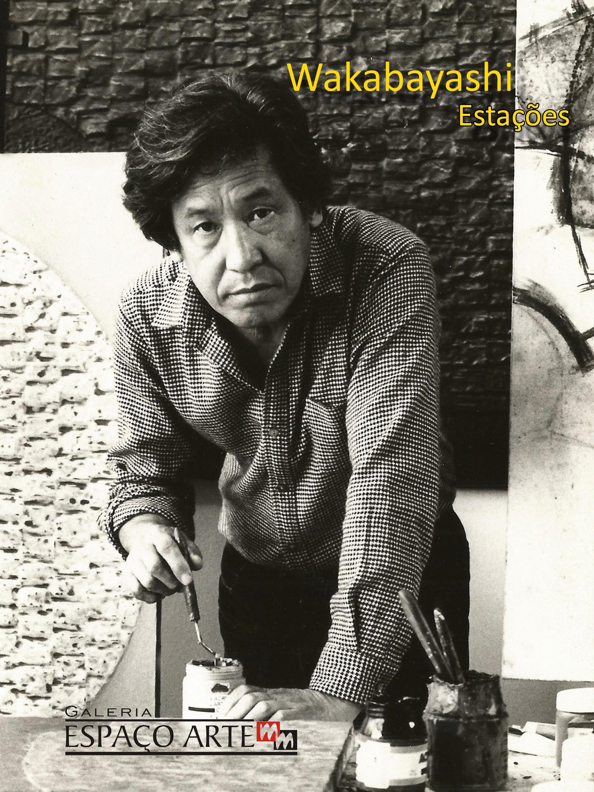 Exposição Kazuo Wakabayashi - Estações