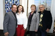 Carlos Eduardo Zornoff, Claudia e convidados