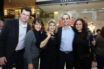 Convidados, Miriam Schreier, Diego e Denise
