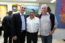 Diego, Mayer e Ricardo