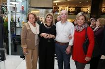 Glorinha Cohen, Miriam Schreier, Convidado e Sima Woiler