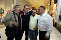 Martins de Porangaba, Tadeu, Inos Corradin e Mayer