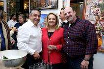 Mayer, Denise e Roberto de Magalhães Gouvêa