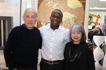 Kazuo Wakabayashi, Adalberto e Hikari