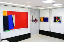 Exposição Eduardo Sued - Cor e Forma