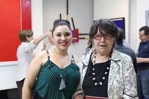 Debora Osti e Luzia Portinari