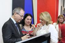 Dr. Nelson Nery Jr., Drika Navarro e Denise Mizrahi