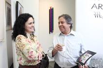 Marcia e Dr. Laercio Almeida Lopes