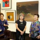 Eri, Yoshino Mabe, Hikari Wakabayashi e Ai Fukushima